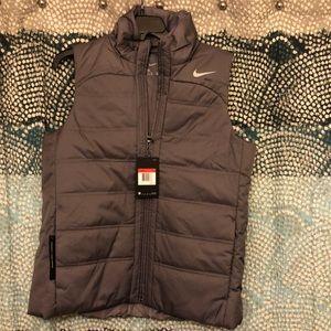 Grey Nike Vest